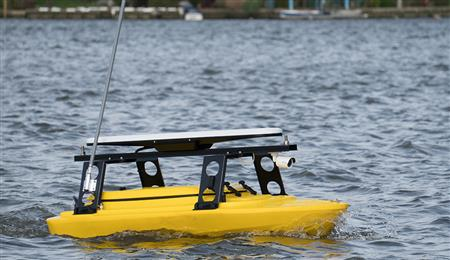 GeoSwath 4R Unmanned Surface Vessel image